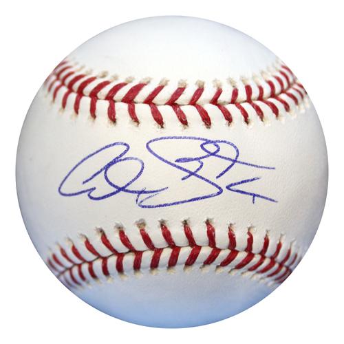 Photo of Autographed Baseball: Alex Gordon