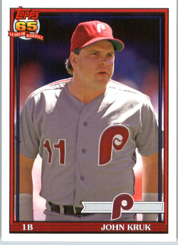 Photo of 2016 Topps Archives #240 John Kruk