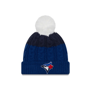 Toronto Blue Jays Women's Layered Up Knit Cap by New Era