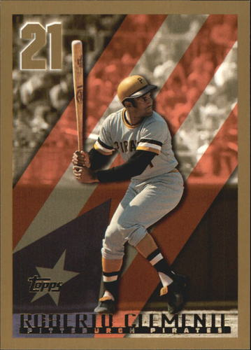 Photo of 1998 Topps #21 Roberto Clemente