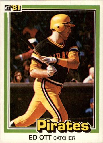 Photo of 1981 Donruss #133 Ed Ott