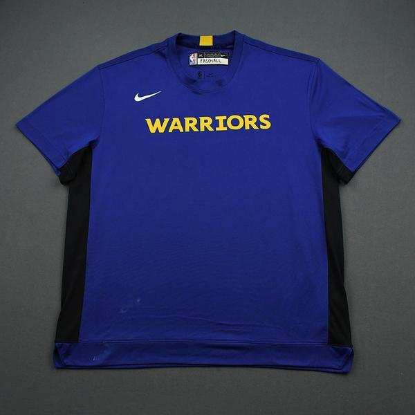 Image of Eric Paschall - 2020 NBA Rising Stars - Team USA - Warm-up and Game-Worn Shooting Shirt