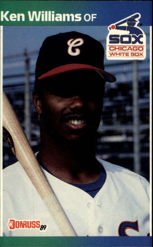 Photo of 1989 Donruss #337 Ken Williams