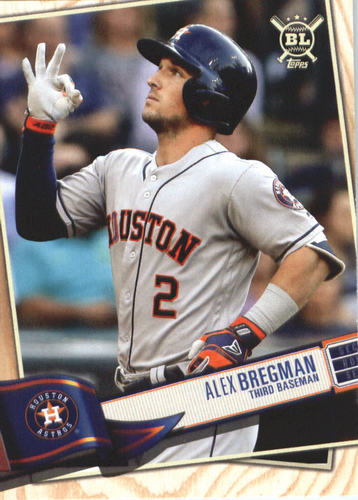 Photo of 2019 Topps Big League #184 Alex Bregman