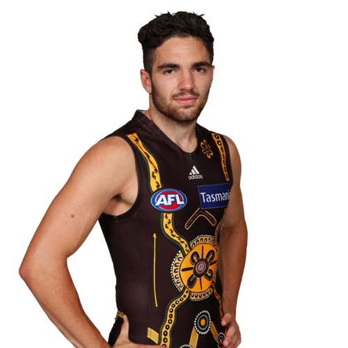 Photo of #42 Harrison Pepper Signed & Match Worn Indigenous Guernsey