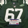 Jets - Stephon Heyer Game Issued Jersey Size 44