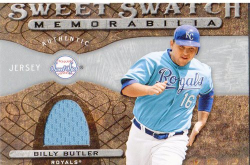 Photo of 2009 Sweet Spot Swatches #BB Billy Butler