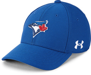Toronto Blue Jays Youth Blitzing Cap by Under Armour