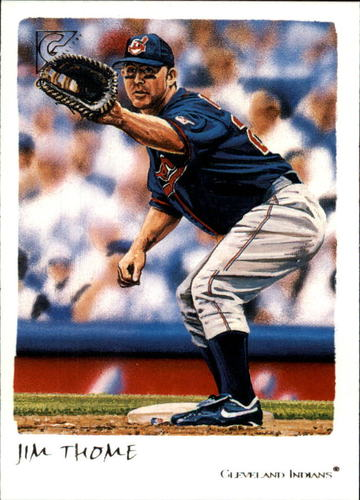 Photo of 2002 Topps Gallery #146 Jim Thome -- Newest Hall of Famer Class of 2018