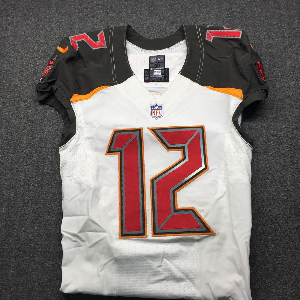 the best attitude cf9fd 2beb6 NFL Auction | STS - Buccaneers Chris Godwin Game Used Jersey ...