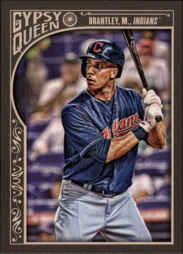 Photo of 2015 Topps Gypsy Queen #165 Michael Brantley