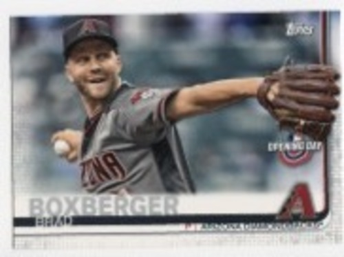 Photo of 2019 Topps Opening Day #97 Brad Boxberger