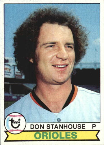 Photo of 1979 Topps #119 Don Stanhouse