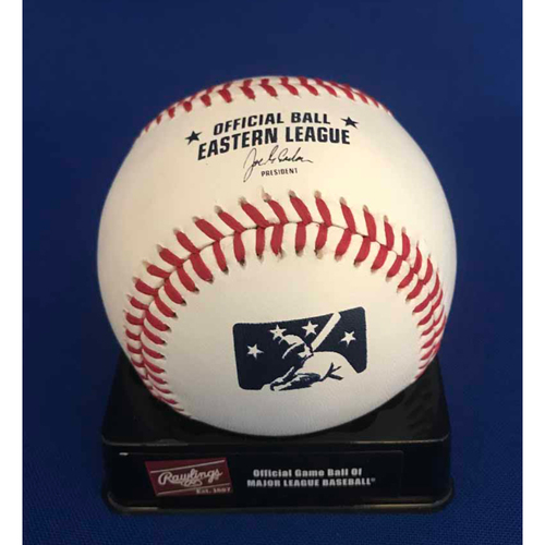 Photo of UMPS CARE AUCTION: Brendan Rodgers Signed Baseball - NOT MLB Authenticated