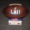 NFL - SB52 game used football from Eagles offense vs Patriots defense (February 4, 2018)