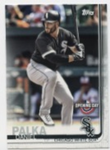 Photo of 2019 Topps Opening Day #99 Daniel Palka