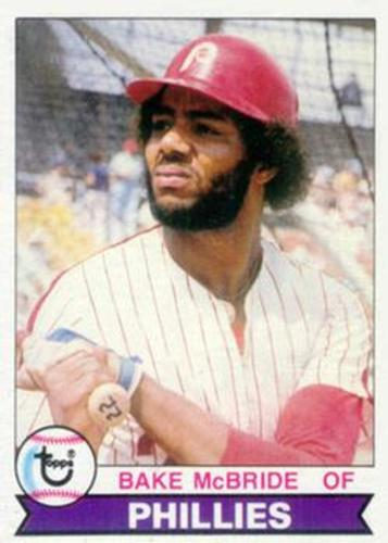 Photo of 1979 Topps #630 Bake McBride
