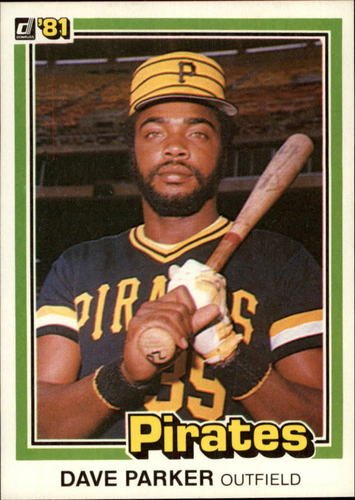 Photo of 1981 Donruss #136 Dave Parker