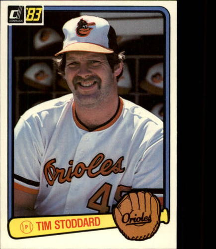 Photo of 1983 Donruss #581 Tim Stoddard