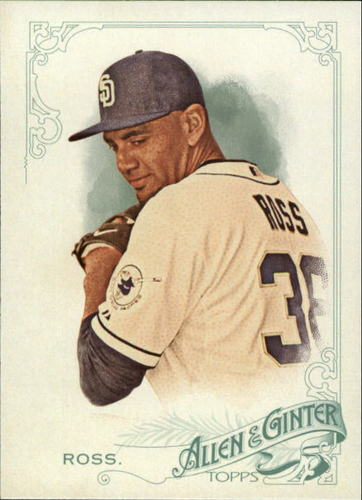 Photo of 2015 Topps Allen and Ginter #136 Tyson Ross