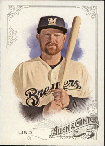 Photo of 2015 Topps Allen and Ginter #118 Adam Lind