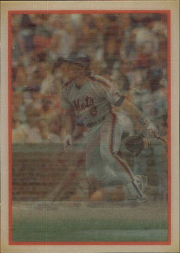 Photo of 1987 Sportflics #50 Gary Carter