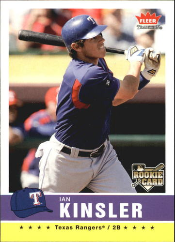 Photo of 2006 Fleer Tradition #146 Ian Kinsler (RC)