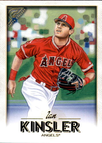 Photo of 2018 Topps Gallery #98 Ian Kinsler