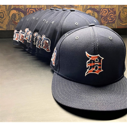 Photo of 2020 Spring Training Detroit Tigers Cap Collection (MLB AUTHENTICATED)