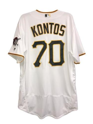 Photo of George Kontos Game-Used Jersey - 1.0 IP, SO