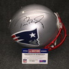 PCF - Patriots Tom Brady signed Patriots proline helmet (slightly smudged signature)