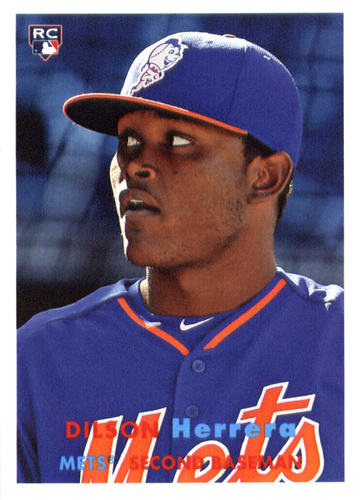 Photo of 2015 Topps Archives #52 Dilson Herrera RC