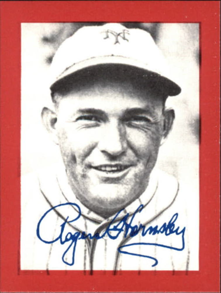 1977 Shakey's Pizza #14 Rogers Hornsby