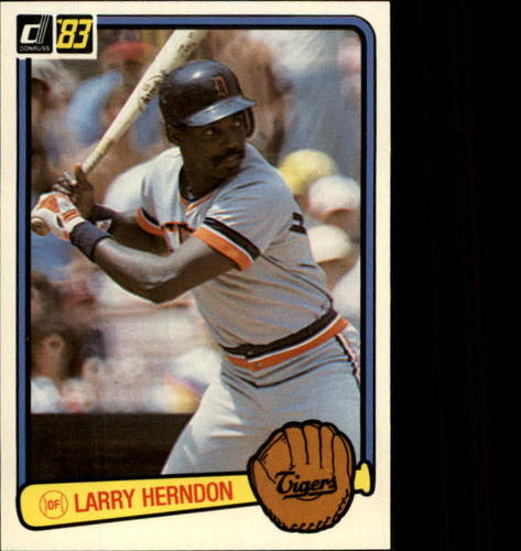 Photo of 1983 Donruss #585 Larry Herndon