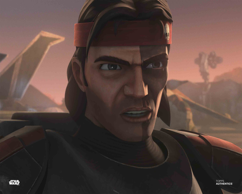 Bad Batch Clone Trooper Hunter