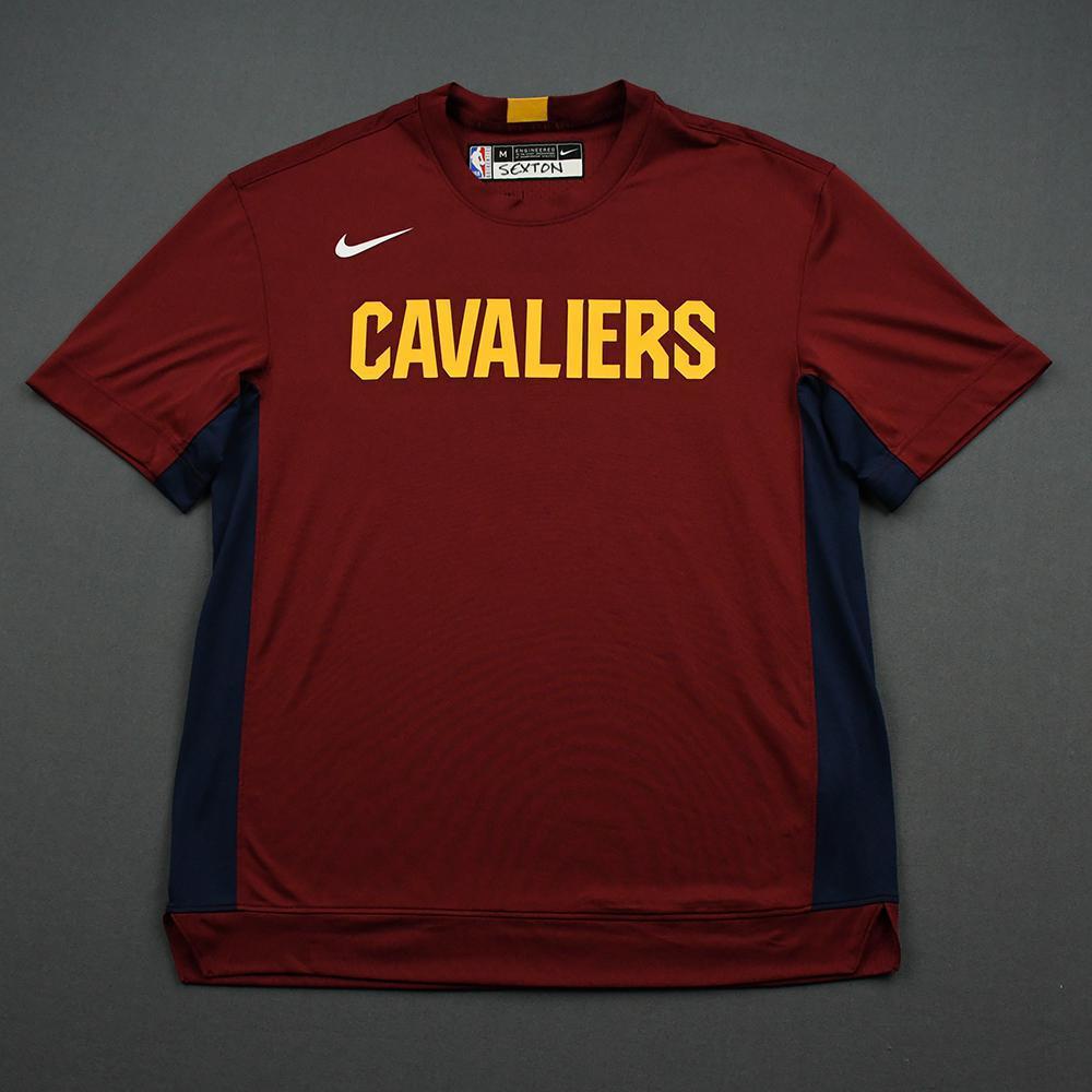 Collin Sexton - 2020 NBA Rising Stars - Team USA - Warm-up and Game-Worn Shooting Shirt