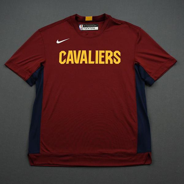 Image of Collin Sexton - 2020 NBA Rising Stars - Team USA - Warm-up and Game-Worn Shooting Shirt