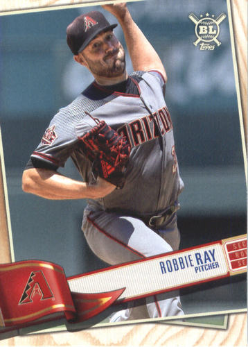 Photo of 2019 Topps Big League #191 Robbie Ray