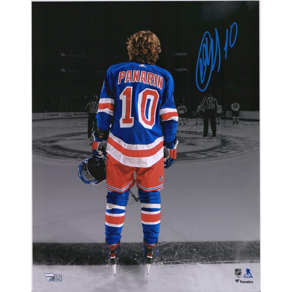Artemi Panarin New York Rangers Autographed 11