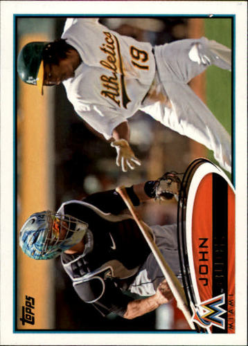 Photo of 2012 Topps #27 John Buck