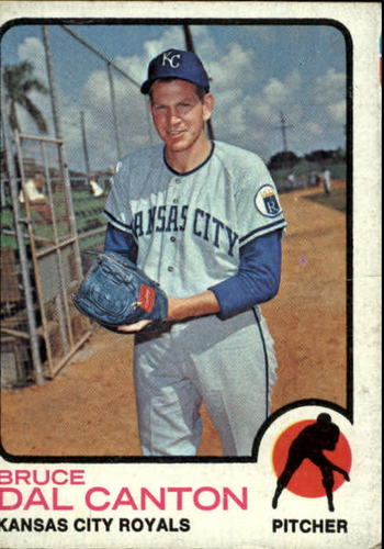 Photo of 1973 Topps #487 Bruce Dal Canton