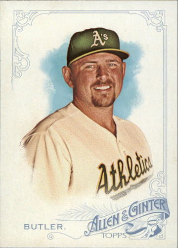 Photo of 2015 Topps Allen and Ginter #66 Billy Butler