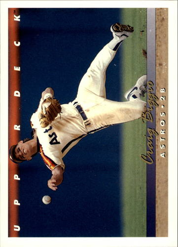 Photo of 1993 Upper Deck #114 Craig Biggio