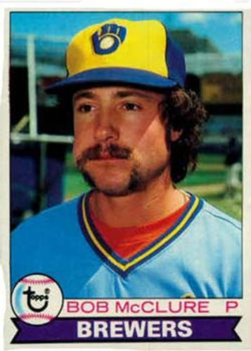Photo of 1979 Topps #623 Bob McClure
