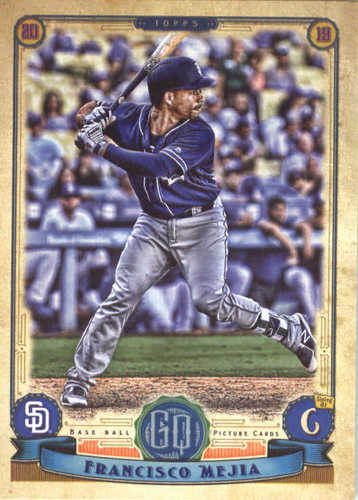 Photo of 2019 Topps Gypsy Queen #243 Francisco Mejia