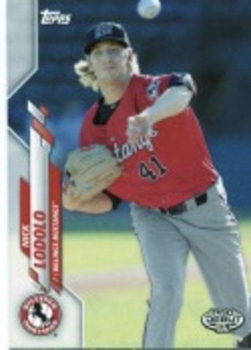 Photo of 2020 Topps Pro Debut #PD72 Nick Lodolo