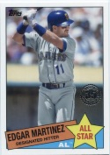 Photo of 2020 Topps '85 Topps All Stars #85AS31 Edgar Martinez