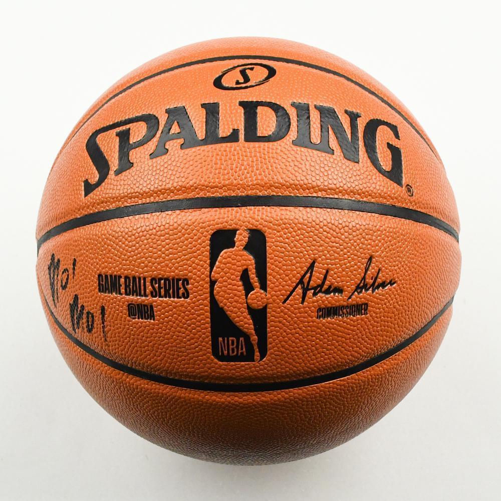 Bol Bol - Denver Nuggets - 2019 NBA Draft Class - Autographed Basketball