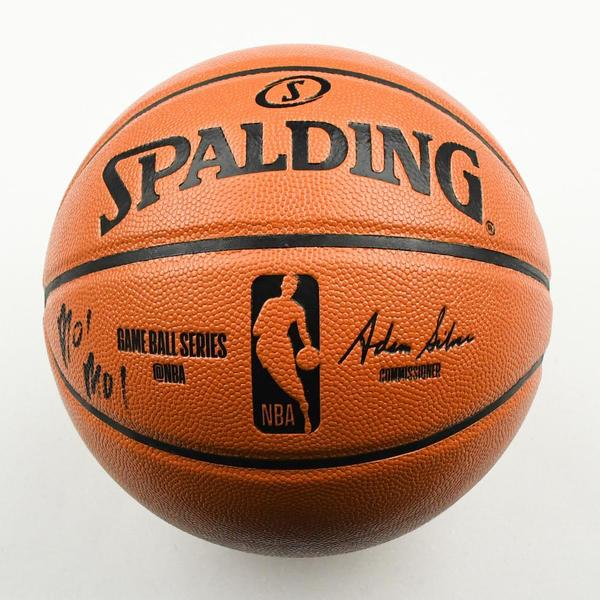 Image of Bol Bol - Denver Nuggets - 2019 NBA Draft Class - Autographed Basketball