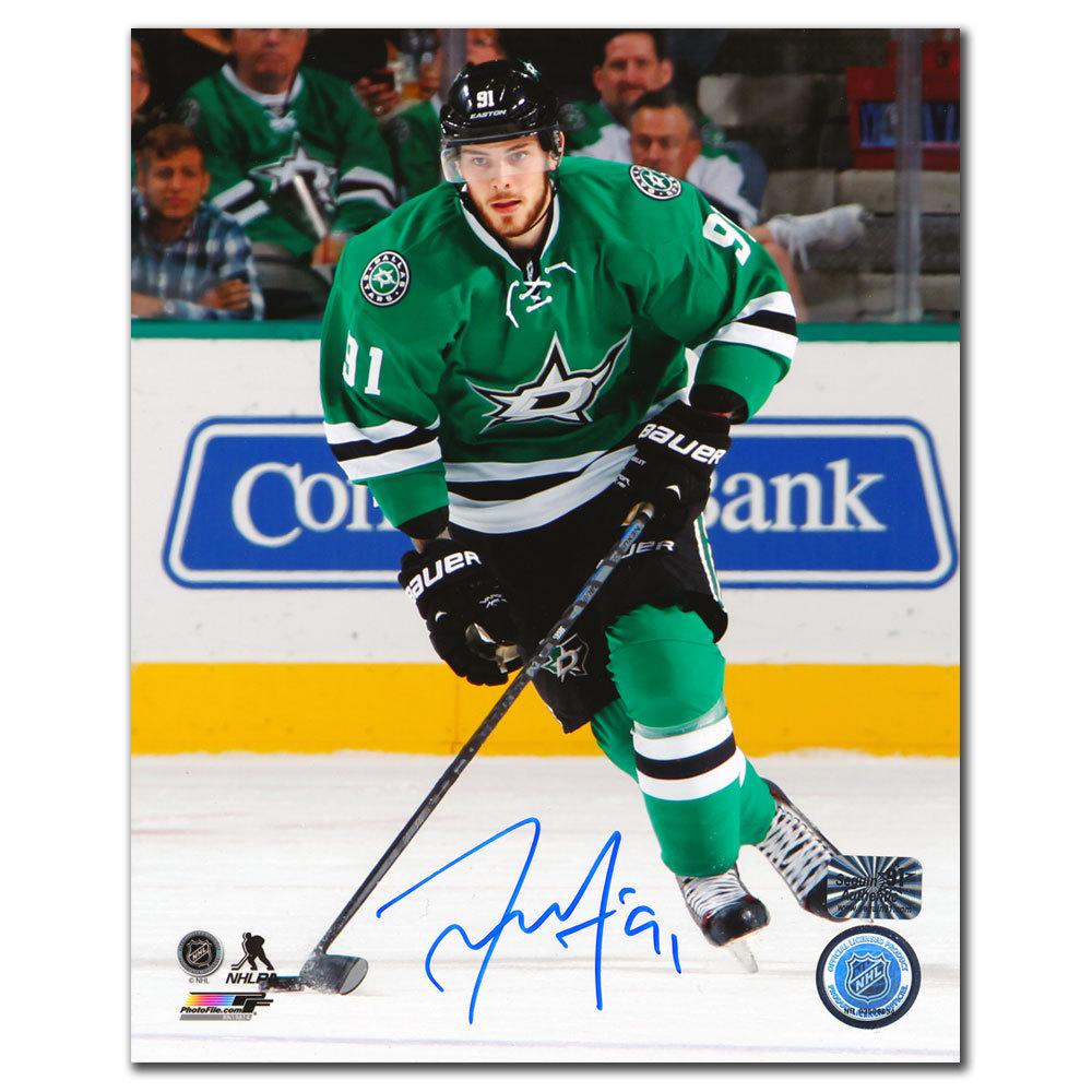 Tyler Seguin Dallas Stars RUSH Autographed 8x10